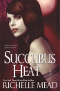 RICHELLE MEAD: SUCCUBUS HEAT (GEORGINA KINCAID - BOOK 4.)